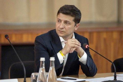 Зеленський доручив виділити квартири сім'ям чотирьох військових, загиблих на Донбасі