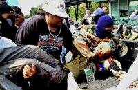 У Бангкоку невідомі відкрили вогонь по учасниках антиурядової акції