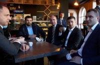 """""""Все прошло гуд"""", - Виктор Ляшко рассказал про вчерашний поход с Зеленским в кафе"""