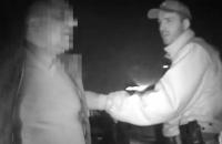 П'яний співробітник ДАІ 30 кілометрів утікав від львівських патрульних