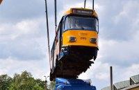 Днепр закупил у Германии 20 б/у трамваев за €250 тыс.