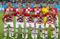 Хорватские фаны после матча с Нигерией раздели Ракитича почти до гола