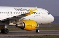 Испанский лоукост возобновляет полеты из Киева в Барселону