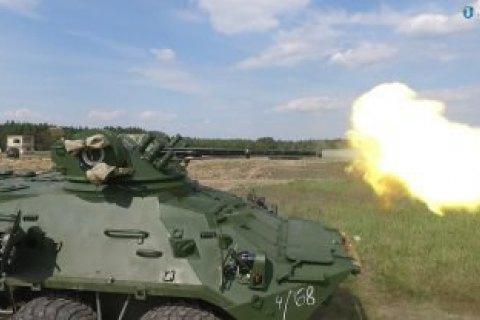 «Укроборонпром» передав Нацгвардії партію нових БТР