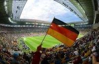 УЄФА не сподобалася поведінка німецьких уболівальників у Львові