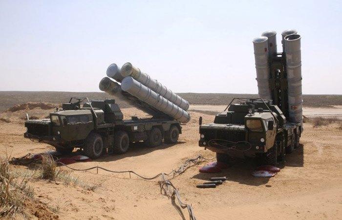 Русские системы С-300 в Сирию
