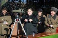 Ким Чен Ын: запуск ракеты - первый шаг военной операции КНДР в Тихом океане