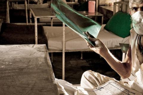 Смертность от туберкулеза в мире выросла впервые более чем за десятилетие, - ВОЗ