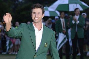 Скотт: я показал хороший гольф