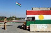 Иракский Курдистан решил заморозить результаты референдума за независимость