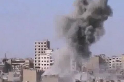 Сирийская авиация продолжает нарушать режим прекращения огня: 12 жертв