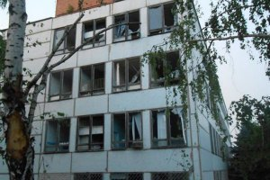 Терористи знову обстрілюють житлові квартали Слов'янська