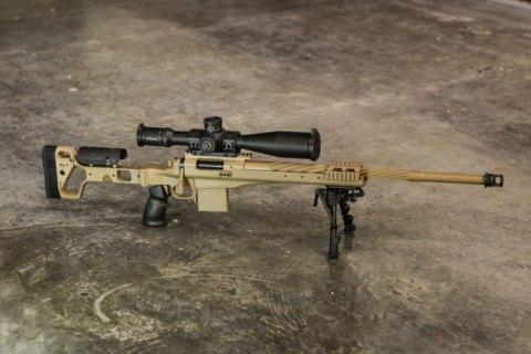 Канада начнет поставки в государство Украину снайперских винтовок LRT-3