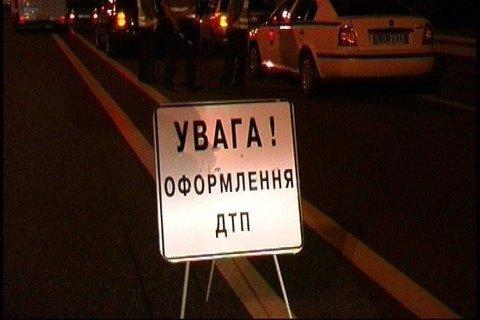 В Житомирской области пьяный судья насмерть сбил мотоциклиста