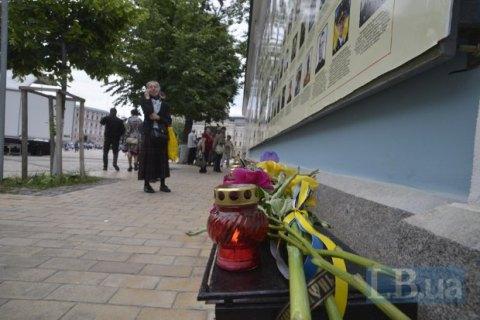 У п'ятницю на Донбасі загинули п'ятеро бійців