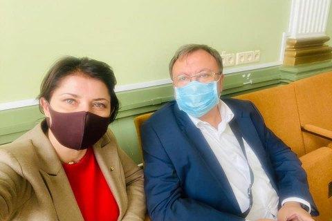 """""""Европейская солидарность"""" выиграла апелляцию по делу об отказе в регистрации в Кременчуге"""