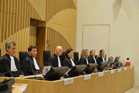 Суд у справі MH17 пішов на перерву до літа