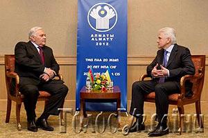 Азербайджан хочет покорять космос вместе с Украиной