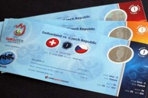 UEFA запустил портал по перепродаже билетов на матчи Евро-2012
