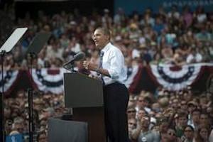 Обама согласился баллотироваться в президенты США