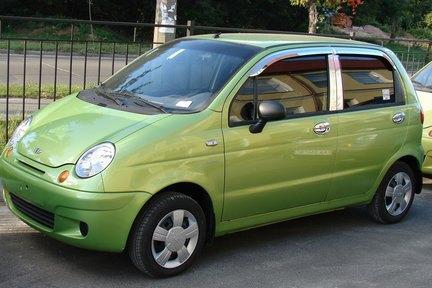 Украина ввела спецпошлину на узбекистанские Daewoo