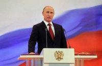 Путін дорікнув Україні дефляцією