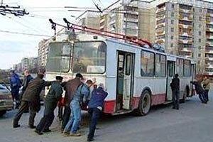У Львові вкрали 100 метрів тролейбусних дротів