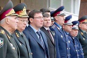 Генералы отказались участвовать в торжествах по случаю Дня милиции