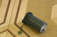 Левченко бросил дымовую шашку в Верховной Раде (исправлено)