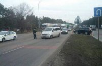 На в'їздах до Києва встановлено 9 блокпостів напередодні Дня Перемоги