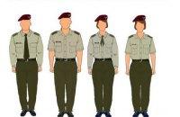 Украинские десантники сменят голубые береты на темно-бордовые