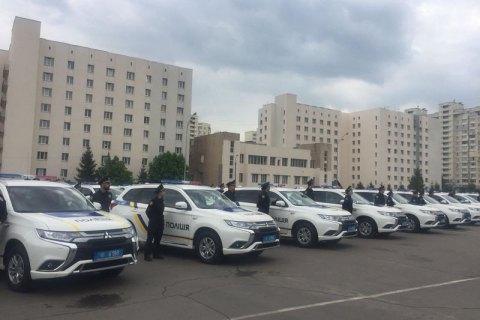 Патрульная полиция получила еще 83 Mitsubishi Outlander от Японии
