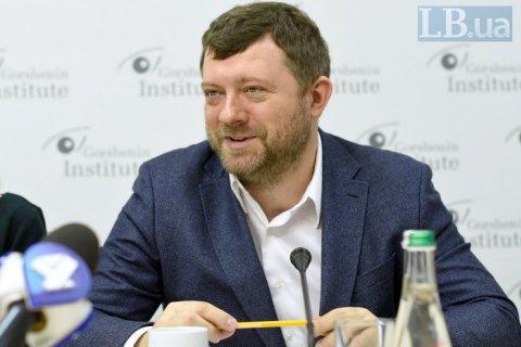 """Лідер """"Слуги народу"""" Корнієнко задекларував 1,5 млн гривень доходу й авторське право на пісні"""