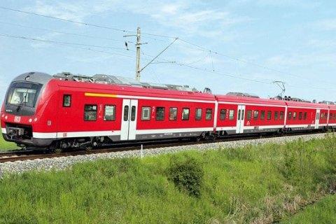 Омелян хочет, чтобы УЗ использовала пассажирские поезда Deutsche Bahn