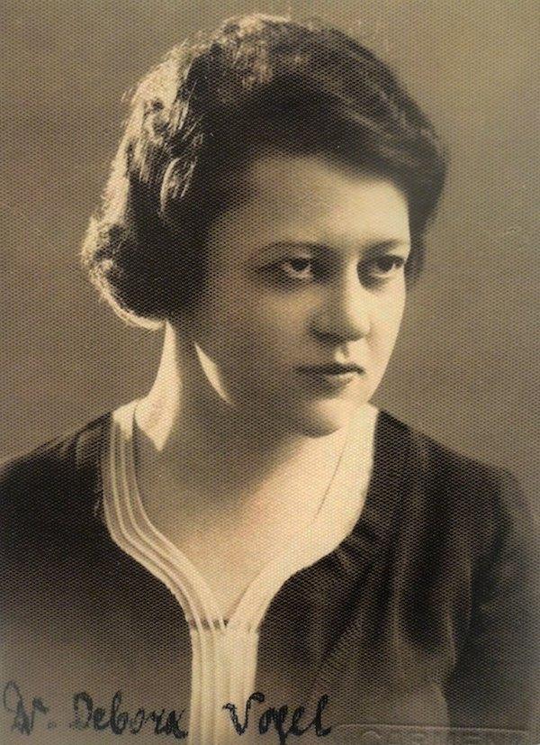 Дебора Фогель
