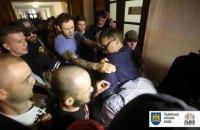 Полиция завела дело о хулиганстве по факту драки во Львовском горсовете