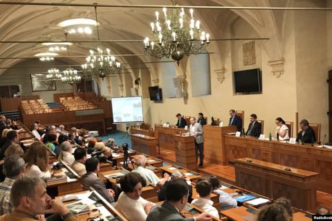 Украинский посол призвал Сенат Чехии признать Голодомор 1932-33 годов геноцидом