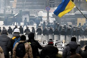 МВС заперечує інформацію про нові вогнепальні поранення активістів