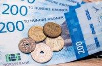 У Швеції дошкільнята на прогулянці в лісі знайшли банку з 40 тис. крон