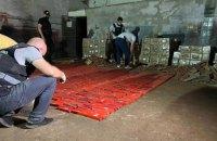 На складе в Киеве нашли 368 кг героина стоимостью миллиард гривен
