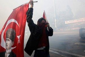 В Стамбуле закрыли парк Гези почти сразу после открытия