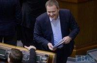 Регіонал Колесніченко написав заяву про складення мандату
