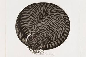 У Нацмузеї пройде виставка видатного графіка Якова Гніздовського