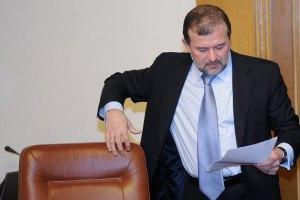 Балога: Готовится указ Президента об объединении МЧС и МВД