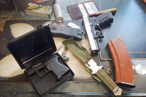 В Україні стартував місячник добровільної здачі зброї
