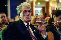 Ющенко считает, что дипломатический демарш глубоко поразил Путина