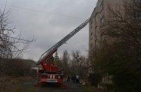 В Ужгороді через пожежу з готелю евакуювали 42 людини