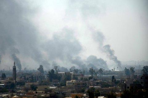 В Мосуле школа попала под ракетный обстрел, десятки погибших