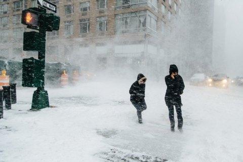 Число погибших из-за морозов в США возросло до 22 человек