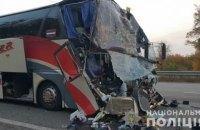 """Під Києвом розбився автобус з акторами """"Дизель шоу"""" (оновлено)"""